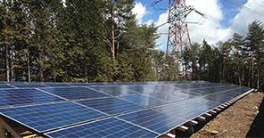 太陽光発電装置(群馬県)